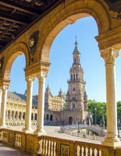 Beautiful Sevilla