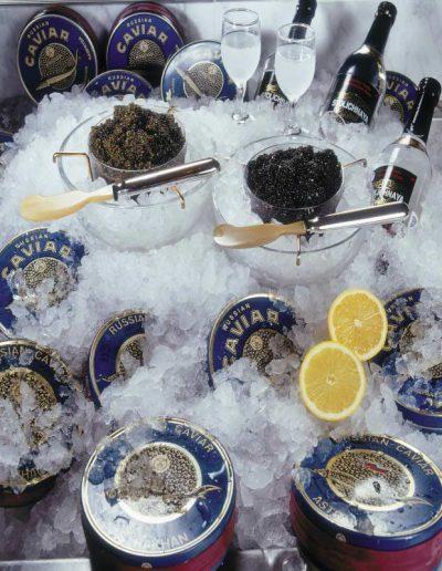 Caviar & Vodka Tasting - KMP DMC