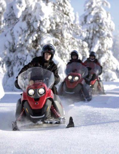 Snowmobile - KMP DMC