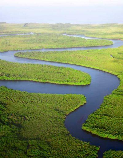 The amazon in French Guiana — © ADN Amazonia