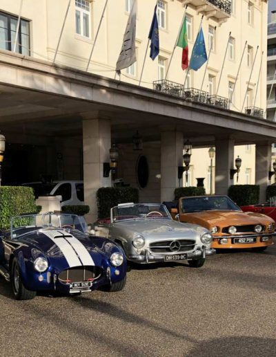Classical Cars  — Abreu Events