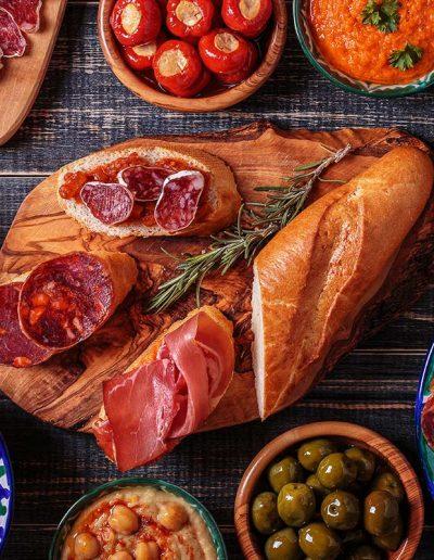 Food  — Abreu Events