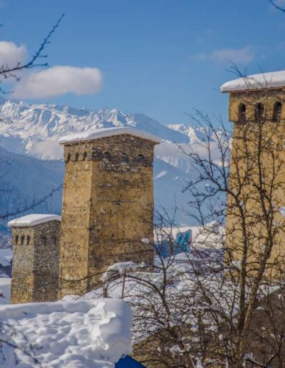 Svaneti  — NextUp MICE Georgia