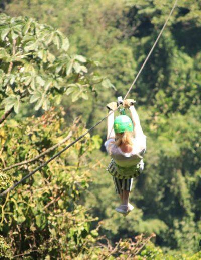 Quetzal Motivo - Costa Rica - Sky Tram