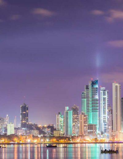 Panama City — Quetzal Motivo