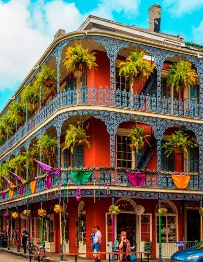 New Orleans — Abreu Events