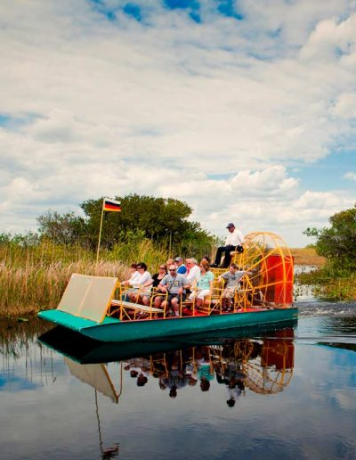 Everglades Airboat — Abreu Events