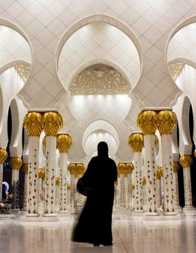 Grand Mosque  — Destination Arabia