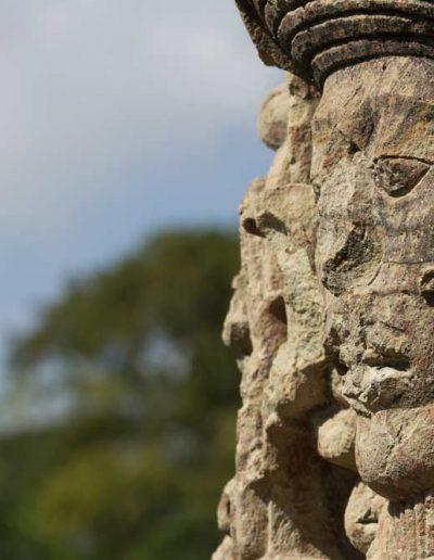 Quetzal Motivo - Honduras slide 2 Copan