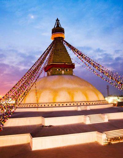 Boudhanath — Nepal, Hi Tours