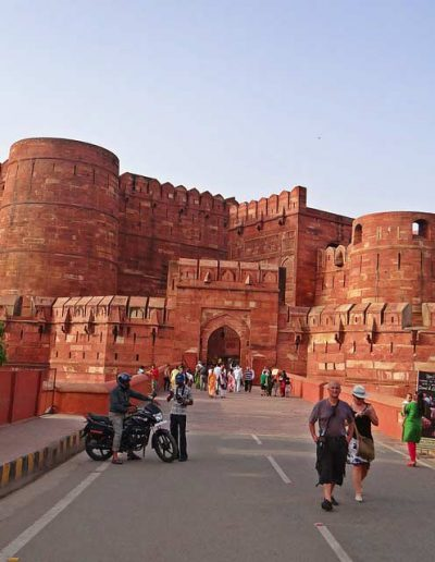 Agra Fort — Hi Tours