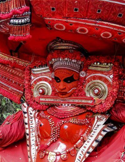 Theyyam — Hi Tours