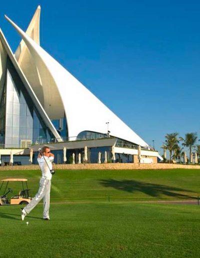 Creek Golf Club — UAE, Equifax Tourism & Travel LLC