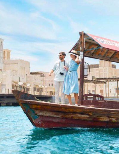 Culture Boat — UAE, Equifax Tourism & Travel LLC